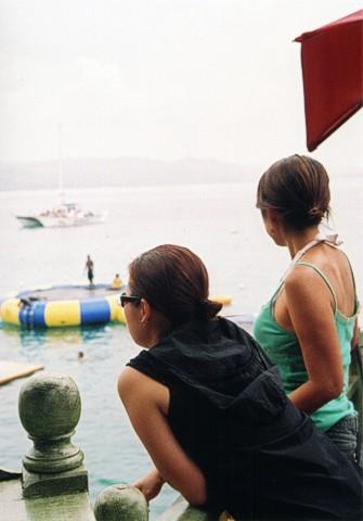 モンテゴベイの海3