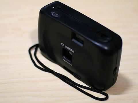 プラモデルカメラ