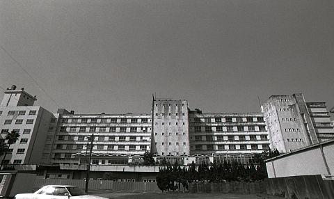 かつてリゾートホテルだった何か